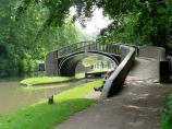 Isis Lock and Bridge - Oxford Canal