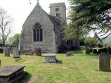 St Marys Church at Lower Heyford in Oxfordshire.
