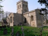 St. Nicholas's Church at Tackley in Oxfordshire.